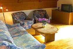 [Wohnung]Wohnzimmer von der Ferienwohnung 1