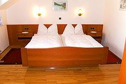 [Wohnung]Schlafzimmer der Ferienwohnung 1