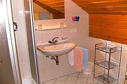 [Wohnung]Badezimmer der Ferienwohnung 1
